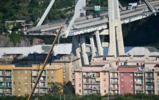 El presidente la Región Liguria, Giovanni Toti, y el alcalde de Génova, Marco Bucci, entregarán hoy las primeras once casas para las cerca 600 personas que fueron desalojadas.